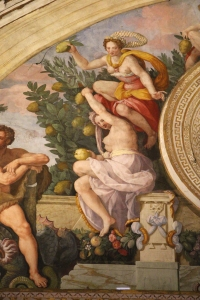 Allori,_lunetta_del_giardino_delle_esperidi_(fortuna_che_segue_la_virtù),_1578-82_ca._04_esperidi